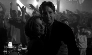 ...Mulder et Scully (ou Ross et Rachel)
